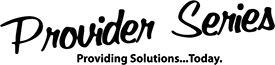 Provider Series