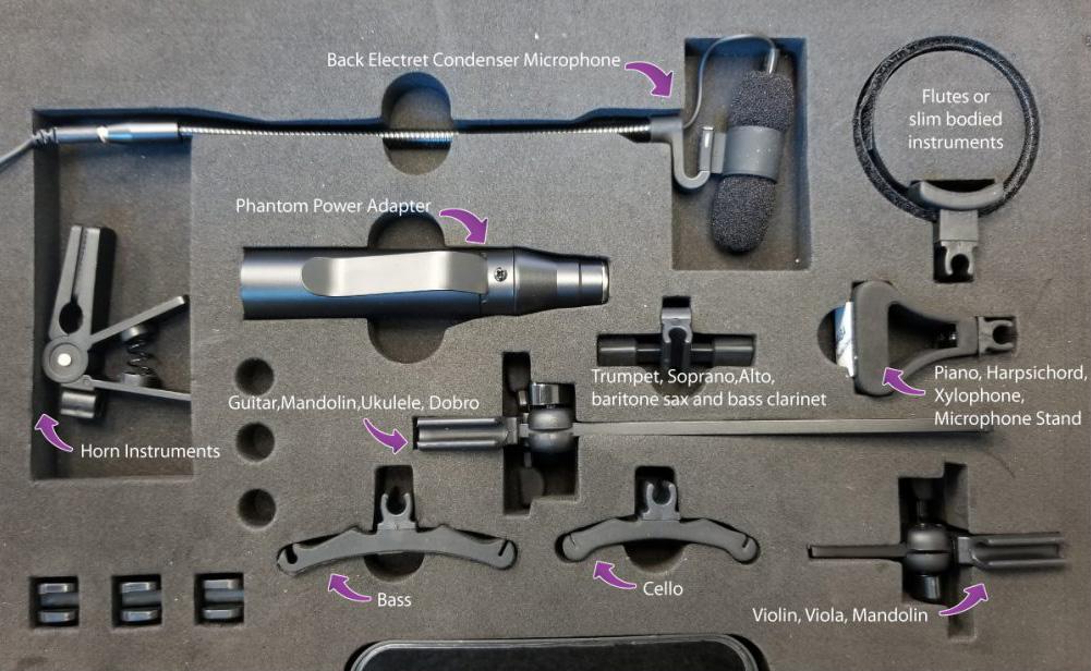 PS-IMK accessories