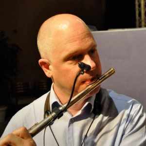 PS-IMK mic on flute