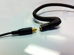 PSE9 microphone cable connector