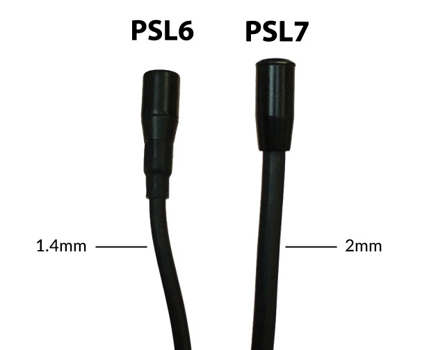 PSL7 heavy duty lavalier microphone